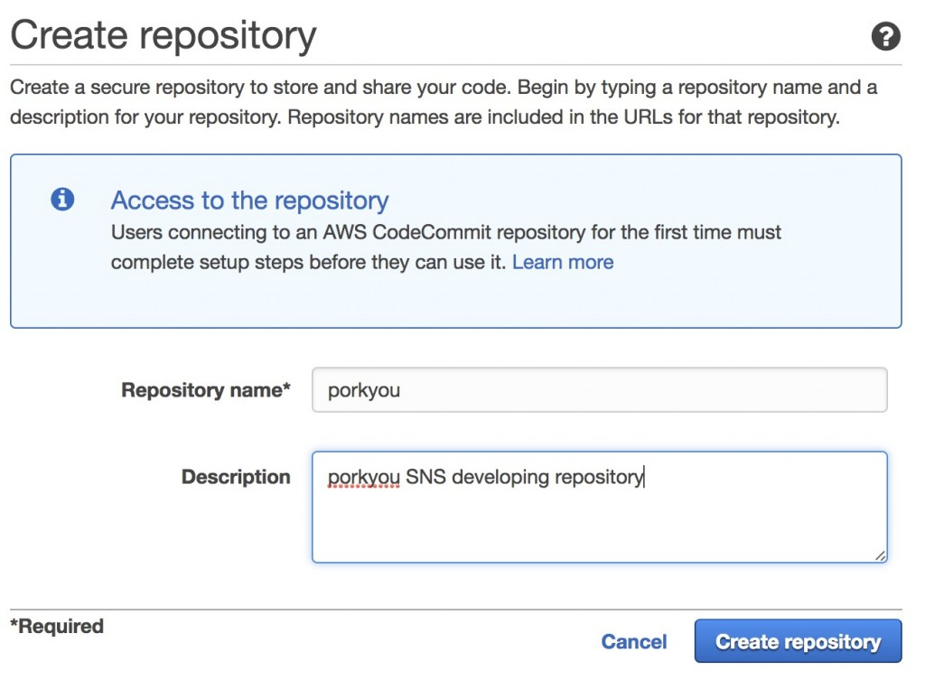 AWS_CodeCommit_Management_Console